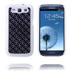 UniQuad (Musta) Samsung Galaxy S3 Suojakuori - http://lux-case.fi/uniquad-musta-samsung-galaxy-s3-suojakuori.html