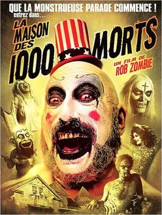 [critique] LA MAISON DES 1000 MORTS par Miss Pink