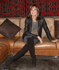linda gray 2014 | Patrick Duffy and Linda Gray spruik Dallas reboot as the second season ...
