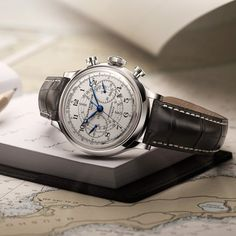 Capeland Flyback Chrono by Baume & Mercier
