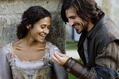 Gwaine teasing Gwen from BBC Merlin.