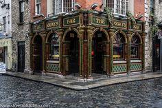 Temple Bar, Dublin Ireland