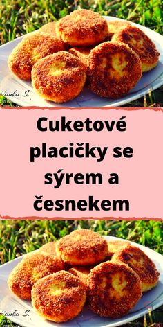 Vegetarian Recipes, Snack Recipes, Cooking Recipes, Snacks, Slovakian Food, Slovak Recipes, Delicious Dinner Recipes, Meal Planning, Good Food
