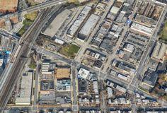 Union Market Aerial