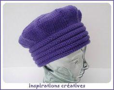 Chapeau d'hiver DIY pour adulte