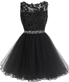 Cheap Splendid Prom Dresses Short Scoop Short Nave Blue Zipper-up Tulle Homecoming Dress With Beading Dama Dresses, Lace Homecoming Dresses, Hoco Dresses, Beaded Prom Dress, Dresses For Teens, Cute Dresses, Bridesmaid Dresses, Formal Dresses, Beaded Lace