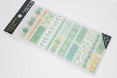Masking+Sticker+Blätter+von+Perlenblitz+auf+DaWanda.com
