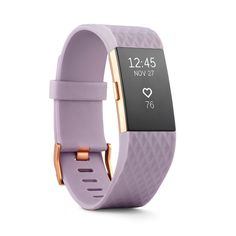 product image for Fitbit® Charge 2™ Wireless Activity Wristband in Rose Gold