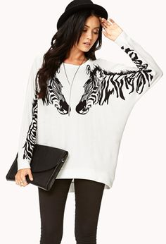 Call of the Wild Pullover | FOREVER21 - 2000050818