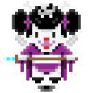 Enemy Eleven (One of three) - Little Flying Hero #Pixelart #Character #Animation