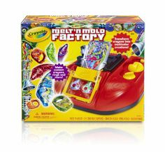 NEW PRODUCT AT OUR STORE: Crayola Melt 'N Mold Factory