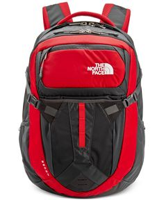 The North Face Recon laptop backpack safely stores all your valuables and…