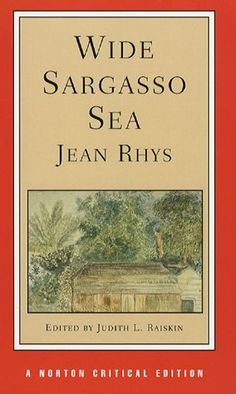 Wide Sargasso Sea by Jean Rhys, one of my top 5 favorites http://flavorwire.files.wordpress.com/2013/04/wide-sargasso-sea.jpg