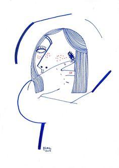 korvjl: t///february koryl Graphic Design Illustration, Illustration Art, Art Sketchbook, Drawing People, Line Drawing, Doodle Art, Art Inspo, New Art, Art Drawings
