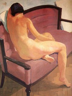 Sitting Nude, Back View, 1931 by Károly Patkó on Curiator, the world's biggest collaborative art collection. A4 Poster, Poster Prints, Villa Romaine, Subject Of Art, Digital Museum, Collaborative Art, Vintage Artwork, Life Drawing, Figure Painting