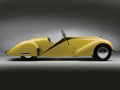 Bugatti type 57 roadster (1937)