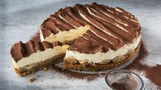Ostekake med Baileys à la «Tiramisu Sweet Recipes, Cake Recipes, Dessert Recipes, Pudding Desserts, No Bake Desserts, Tiramisu, Norwegian Food, Norwegian Recipes, Baileys