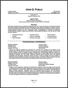 Respiratory Therapist Resume Sample  Resume Samples