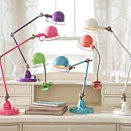 Shop pool hi light task lamp from Pottery Barn Teen. Our teen furniture, decor and accessories collections feature fun and stylish pool hi light task lamp. Create a unique and cool teen or dorm room. Girls Bedroom Lighting, Decor, Dorm Lighting, Task Lamps, Lamp, Clip Lights, Reading Lamp, Light Clips, Dorm Lamp