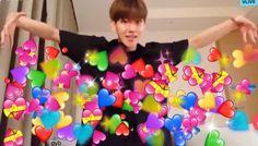 Meme Faces, Funny Faces, Exo Stickers, Heart Meme, Song Hye Kyo, Exo Memes, Chanbaek, Mood Pics, Reaction Pictures