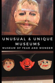 The Museum of Fear and Wonder is more than just a haunted objects museum. Located in Alberta, the rural museum challenges the way you think about fear. Newfoundland Tourism, Unusual Things, Strange Things, Haunted Objects, Moving To Scotland, Witch History, Alberta Travel, Haunted Dolls, New Orleans Travel