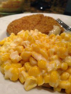 Momfessionals Creamed Corn