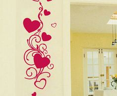 Romantic Wall Decals