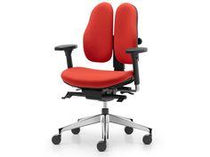 Schreibtischstuhl rückenfreundlich DB451027 von Rohde und GRAHL