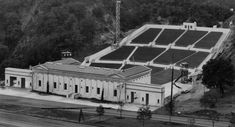 The Greek Theatre, 1928, photo by the Water and Power Associates.