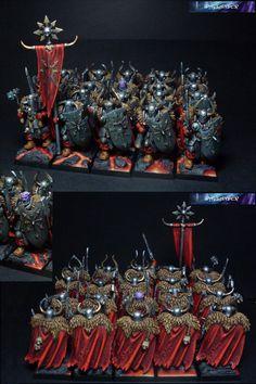 Slayhunt the Firey, Warriors of Chaos - WaylanderITA