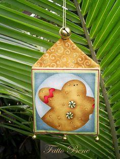 jingle heart art