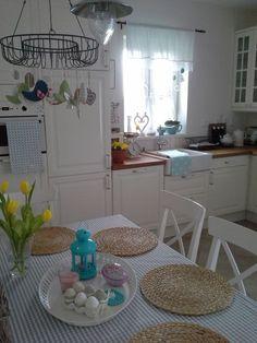 Vesele Velikonoce Easter, Kitchen, Vintage, Home, Baking Center, Cooking, House, Easter Activities, Kitchens