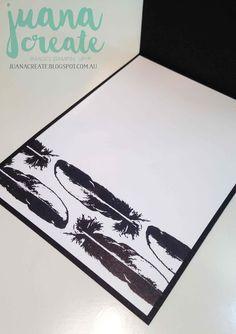 Juana Ambida: Feather Together - Black and White