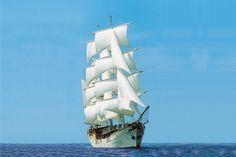 Romantisch zeilschip. Stedemaeght #ijsselmeer #trouwschip #trouwen #huweljiken