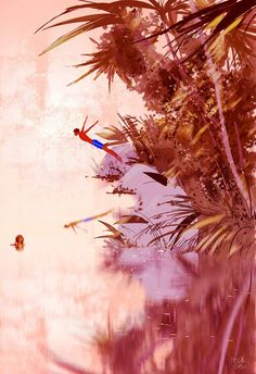 pascal campion: Tropical touch.