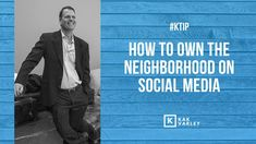 For this #kTip, we discuss how to own the neighborhood in social media. And the importance of trying to secure a consistent handle for all your social media. Small Business Marketing, Sales And Marketing, Marketing Plan, Content Marketing, Affiliate Marketing, Online Marketing, Social Media Marketing, Digital Marketing, Social Media Calendar
