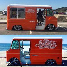 Custom Rat Rods, Custom Vans, Dually Trucks, Chevy Trucks, Big Van, Astro Van, Old School Vans, Truck Paint, Chevy Van