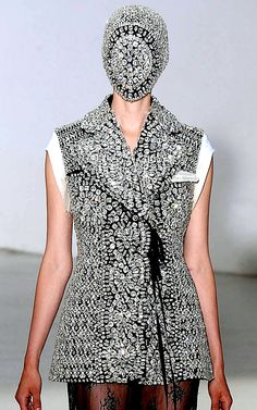 Maison Martin Margiela - If you can see out of these I would really like one in every color.