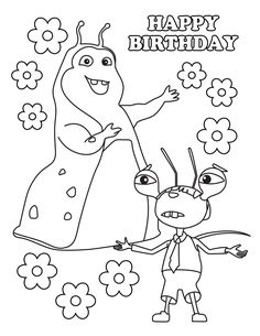 beat bugs coloring pages 39 Best Beat Bugs Birthday Party images | 3rd birthday parties  beat bugs coloring pages