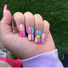Turquoise, Instagram, Beauty, Enamels, Perfect Nails, Natural Nails, Nail Manicure, Fingernail Designs, Strong