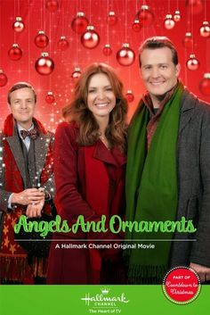 Angels and Ornaments, TV Worth Blogging About: Hallmark's 2014 Original Christmas Movies