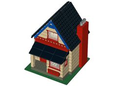 Step28/28from Untitled.ldr-little-house-steep-roof-LEGO® building instruction