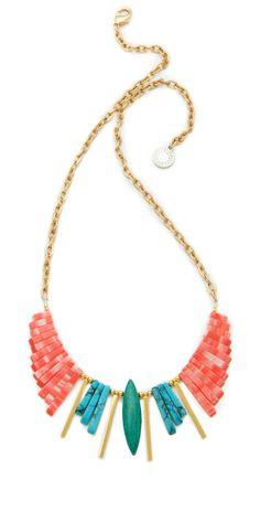 Bib Necklace by ShopBop