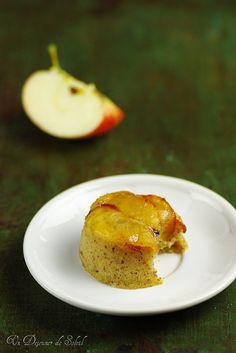 Budino de pommes de terre et pommes (sans gluten)