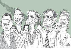 Ley Mordaza en la Asamblea - Pancho Cajas