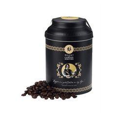Love the black and gold. Espresso in Black Tin #Indigo #MagicalHoliday