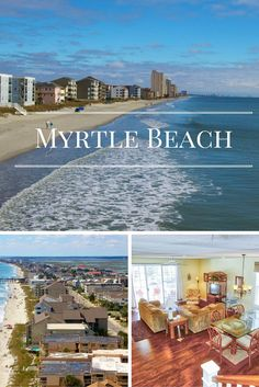 Myrtle Beach Vacation Rentals! Find homes of all sizes and locations, all perfect for your budget and vacation needs. Book direct with iTrip to save the most money!