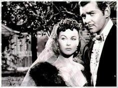 Scarlett O'Hara & Rhett Butler