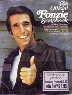 The Fonz, my first love...