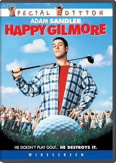 comedy movie posters | ... Comedy Movie Cash Movie Poster, Happy Gilmore Summer Comedy Movie Cash
